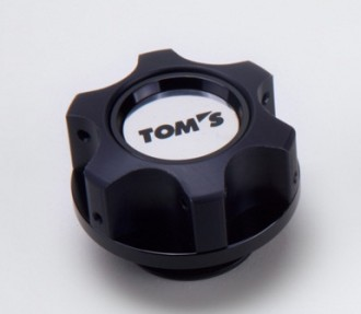 TOM'S Oil Filler Cap (Black)