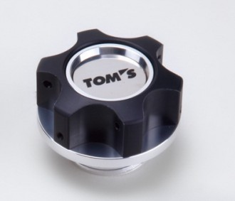 TOM'S Oil Filler Cap (Silver)